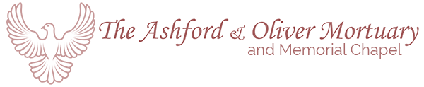 The  Ashford & Oliver Mortuary and Memorial Chapel, Logo