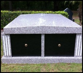 For Mausoleums